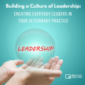 Building A Culture Of Leadership Creating Everyday Leaders In Your Veterinary Practice
