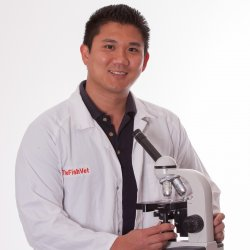 Dr Richmond Loh The Fish Vet