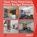 Fear Free Veterinary Clinic Design Elements
