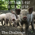 From Sows Ear To Silk Purse The Challenge