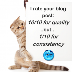 I Rate Your Veterinary Blog Post