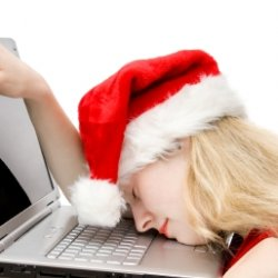 Christmas fatigue