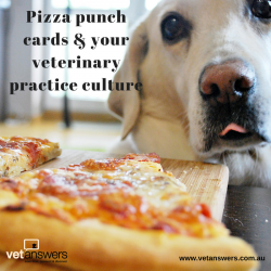 Pizza Punch Cards Your Veterinary Practice 2