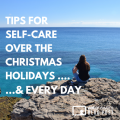 Tips For Self Care Over The Christmas Holidays Every Other Day V2 Red