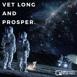 Vet Long And Prosper Red