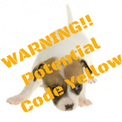 Warning Code Yellow